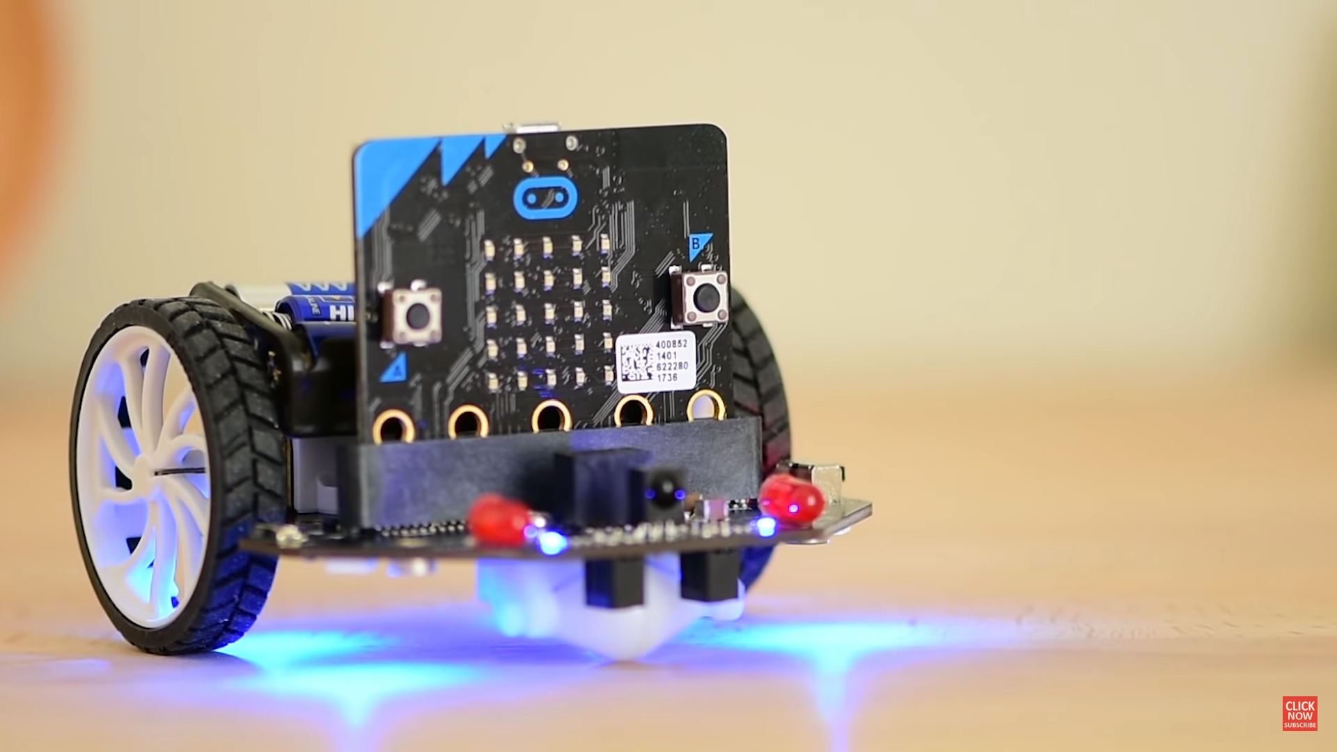 micro:Maqueen Robotics platform for STEM education