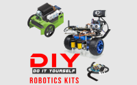 DIY Robotics Kits